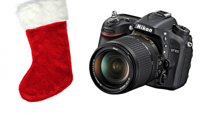 Holiday Gifts for that Photographer in Your Life