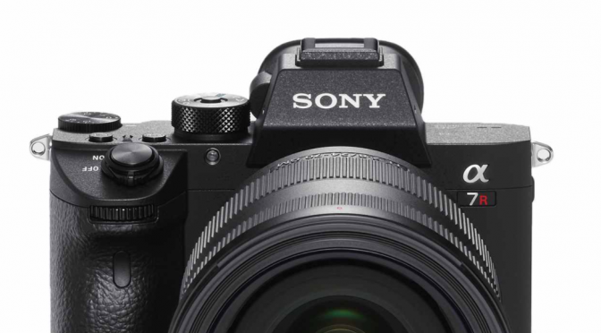 Sony's All-new a7R III 42.4MP Camera