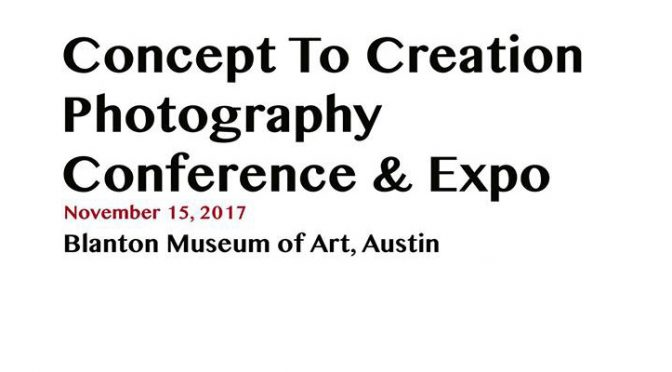 Concept to Creation Contest and Photo Expo