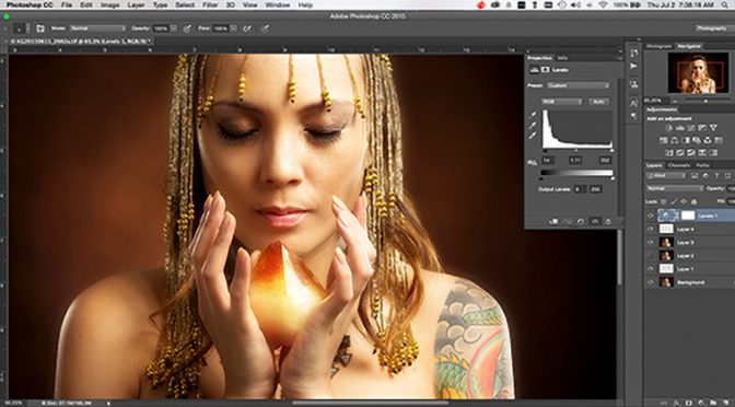 Learn Lightroom and Photoshop!