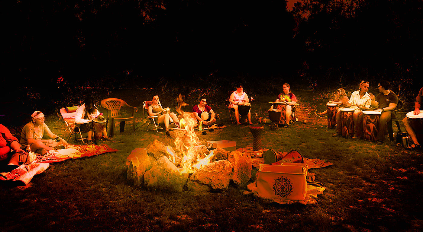 Fun Event: Friday Nov 1st – Campfire Drum Circle and Picnic!