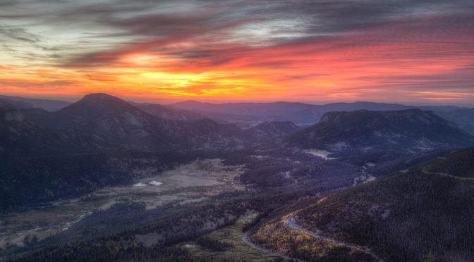 Loving Rocky Mountain National Park