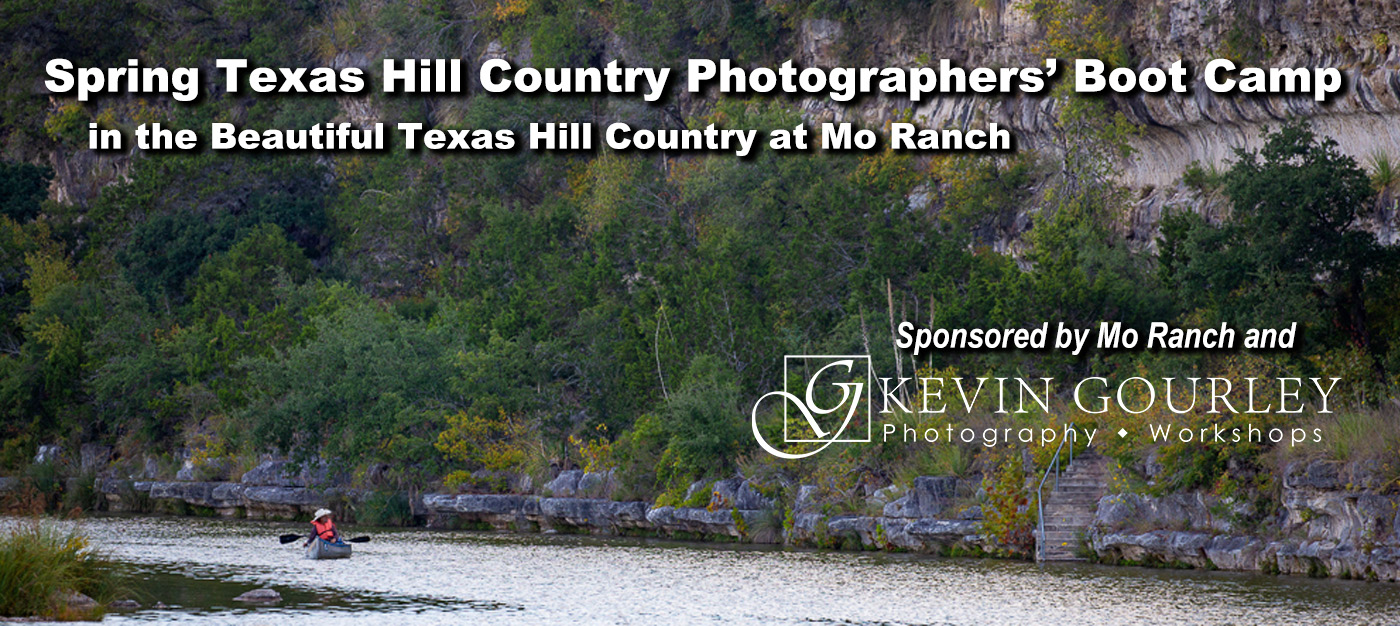 Spring Texas Hill Country Boot Camp @ Mo Ranch : March 25-29, 2020